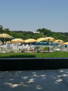 Leto u banji Junakovic